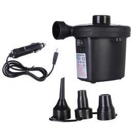 Home Inflatable Pump Electric Air Pump 12V Car Boat Electric Blower Pump