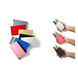 Stylish Automatic Card Holder