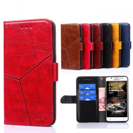 Leather Flip Cover Phone Case