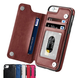 Wallet Case with Card Holder for Iphone