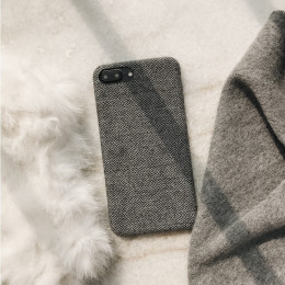Luxury Cloth Case For iphone