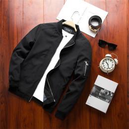 Casual slim men's jacket