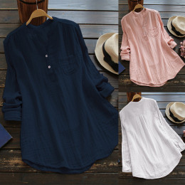 Long Sleeve Casual Loose Tunic
