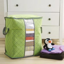 Bamboo charcoal cloth Clothing storage bag