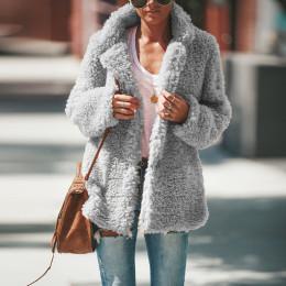 Fluffy Teddy Coat