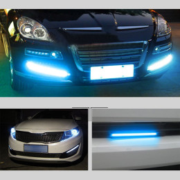 Universal  COB Fog Lamp  Waterproof Daytime Running lights