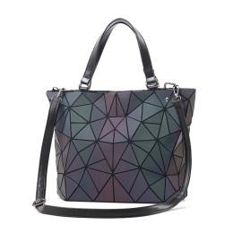 Fashion Color Reflective Handbag