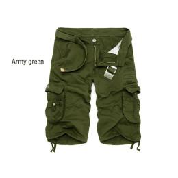 Workwear shorts men's cool camouflage summer men's shorts