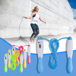 Skipping Rope with Jump Counter - 4 Colour Options!