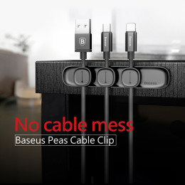 Creative and convenient cable organizer