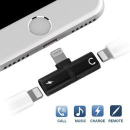 2 in1 Splitter Adapter for Phone X/8/7