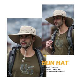 Cowboy outdoor bucket hat