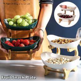 Creative modern home decoration snack plate