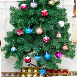 6cm 16pcs Christmas decoration ball