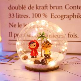 LED lantern room decoration crystal ball decoration lamp