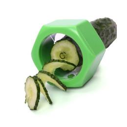 Cucumber Spiral Slicer
