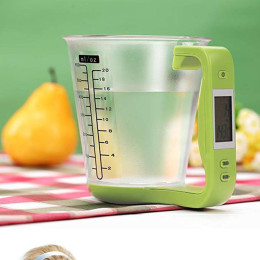 LCD Display Scal electronic measuring cup