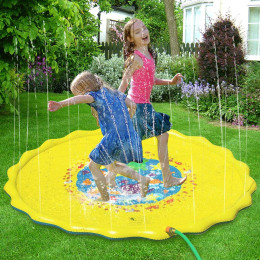 Sprinkle and Splash Play Mat