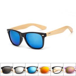 Retro Vintage Wowen Men Wooden Sunglasses