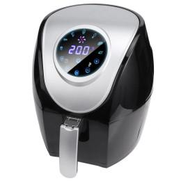 5L Airfryer   Smart berøringsskærm Husholdningers røgfri luftfryser multifunktionel ovn AU / EU-stik 220V