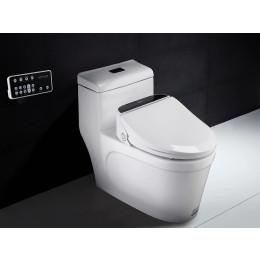 Innovativt toiletsæde med bidet