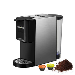 3-i-1 fuldautomatisk espressomaskine