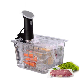 Sous Vide Cooker Containers Set