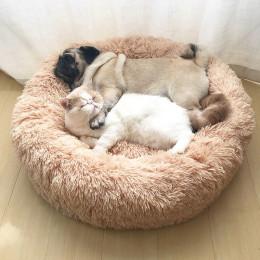 Super blød plys-seng til dit kæledyr