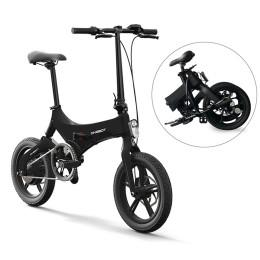 "2020 - 16"" El Cykel - 250W Motor, 50 km Rækkevidde"