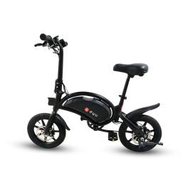 Sammenfoldelig elektrisk cykel