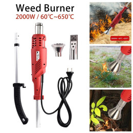 2000W multifunktionel ukrudtsbrænder