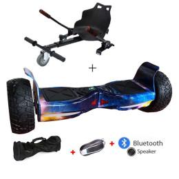 8,5 tommer Hummer hoverboard elektrisk scooter skateboard Gyroskop Selvbalancerende scooter skateboard Bluetooth Hover Board