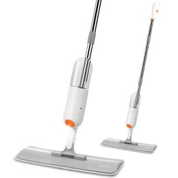 Smart-moppe med vandspray og mikrofiberklud