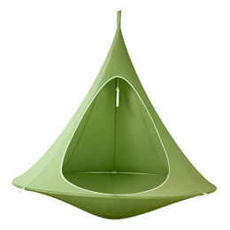 Lightweight Portable Flying Saucer Hammock for Camping