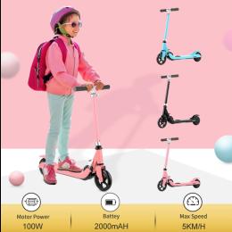 Foldbart El-løbehjul til Børn
