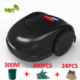 Topmoderne robotplæneklipper med WiFi