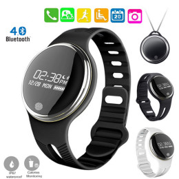 Waterproof E07 Bluetooth Bracelet Smart Watch