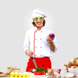 Kitchen  Anti-spicy Kitchen Onion Eye Protect Glasses