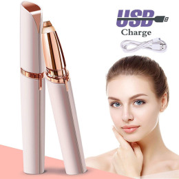 Flawless Eyebrow Hair Trimmer for Women Rechargeable
