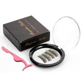 3D Resuable magnetic eyelash