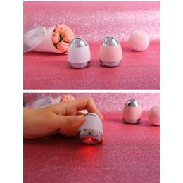 Facial ion massage beauty instrument