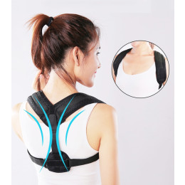 Hump Correction Tape Clavicular Fixation Belt
