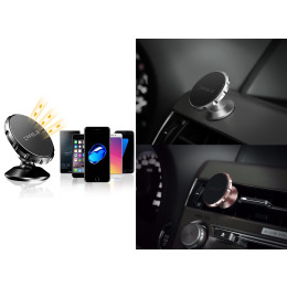 Universal Magnetic 360 Rotation Car mount Holder
