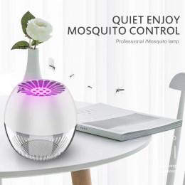 Inhalation trap mosquito lamp