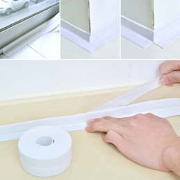Bathroom and kitchen waterproof tape