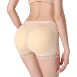 Women Hip Enhancer Shaper Butt Lifter Push Up  Underwear
