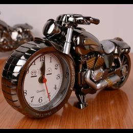Motorcycle Alarm Clock Home Decorator Crafts