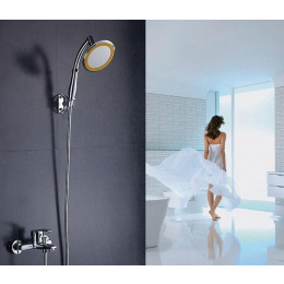 Rotate 360 Degree Bathroom Rainfall Shower