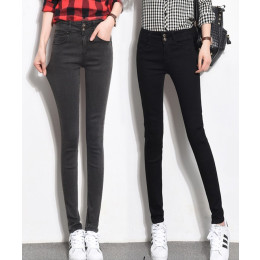 Pencil Skinny Jeans Stretch Women Denim Pants