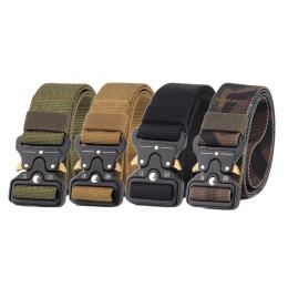 Tactical Belt Military Nylon Belt
